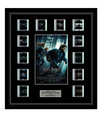 Harry Potter and the Deathly Hallows Part 1 (2010) - 12 Cell Display
