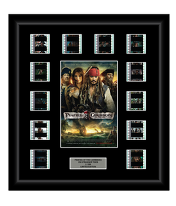 Pirates of the Caribbean: On Stranger Tides (2011) - 12 Cell Display