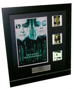 Matrix Reloaded, The (2003) - 3 Cell Display