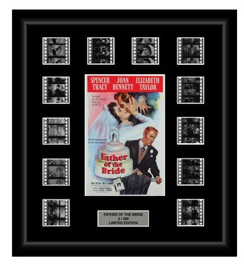 Father of the Bride (1950) - 12 Cell Classic Display - ONLY 1 AT THIS PRICE