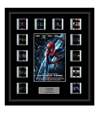 Amazing Spider-Man, The (2012) - 12 Cell Display