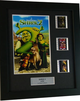 Shrek 2 (2004) - 3 Cell Display