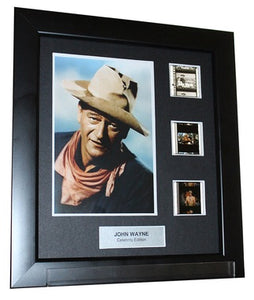 John Wayne (Style 2) - 3 Cell Display