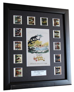 Jungle Book, The (1967) (Classic Disney) - 12 Cell Display - ONLY 1 AT THIS PRICE
