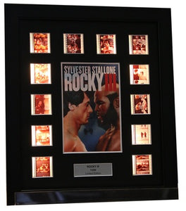 Rocky III - 12 Cell Display