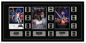 Star Wars Episodes 4,5,6 - Triple 12 Cell Display