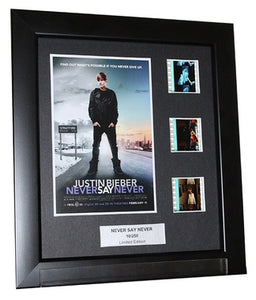 Justin Bieber: Never Say Never - 3 Cell Display