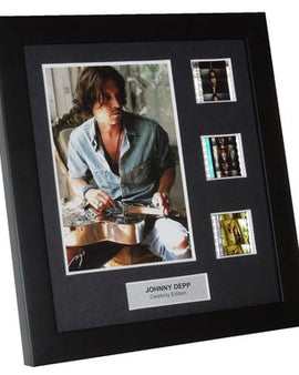 Johnny Depp (Style 3) - 3 Cell Display