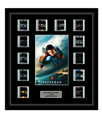 Superman Returns (2006) - 12 Cell Display