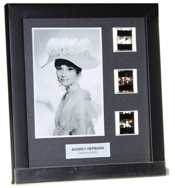 Audrey Hepburn My Fair Lady - 3 Cell Display