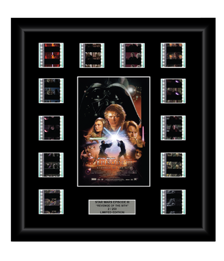 Star Wars Episode III: Revenge of the Sith (2005) - 12 Cell Display