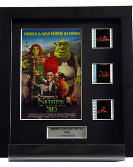 Shrek Forever After (2010) - 3 Cell Display
