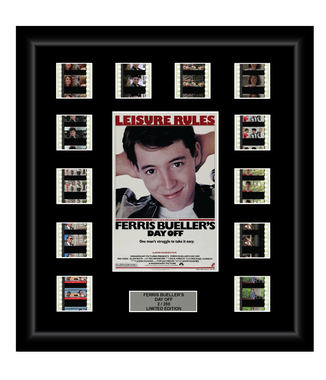 Ferris Bueller's Day Off - 12 Cell Display - ONLY 1 AT THIS PRICE