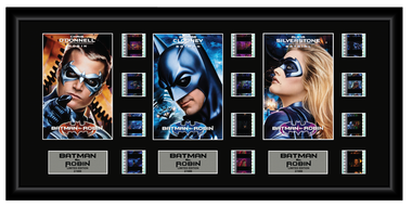 Batman & Robin (1997) Triple 12 Cell Display
