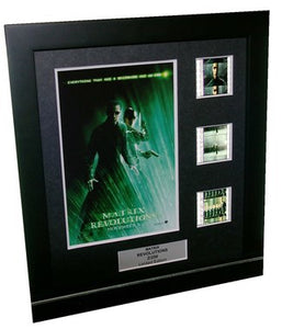 Matrix: Revolutions, The (2003) - 3 Cell Display