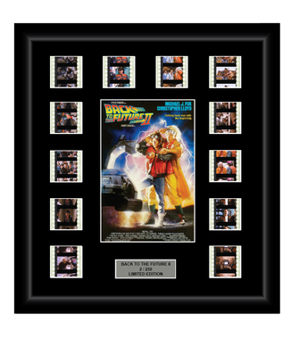 Back to the Future II (1989) - 12 Cell Classic Display