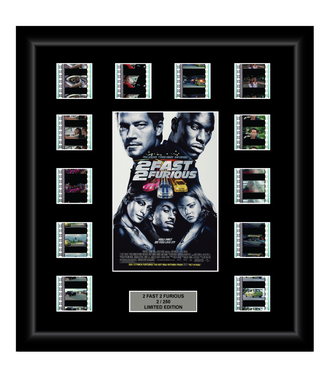 2 Fast 2 Furious (2) (2003) - 12 Cell Film Display