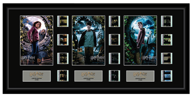 Harry Potter and the Prisoner of Azkaban- Trio 12 Cell Display