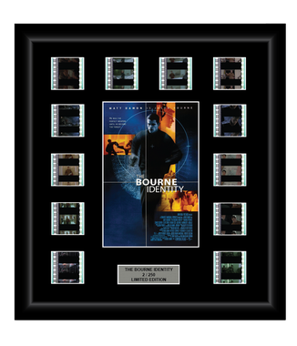 Bourne Identity (2002) - 12 Cell Film Display