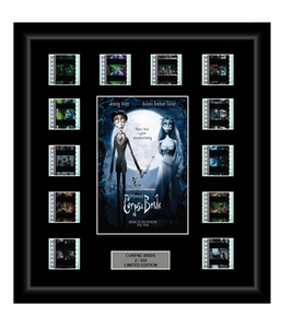 Corpse Bride (2005) - 12 Cell Display