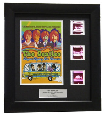 Beatles, The in Magical Mystery Tour - 3 Cell Display