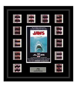 Jaws (1975) - 12 Cell Classic Display