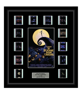 Nightmare Before Christmas (1993) - 12 Cell Display