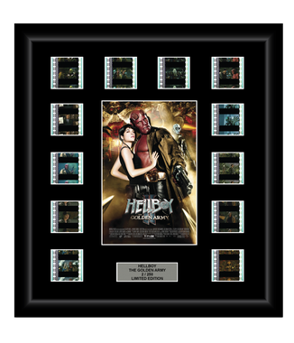 Hellboy II: The Golden Army (2008) - 12 Cell Display