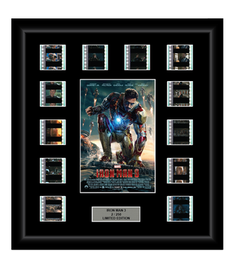 Iron Man 3 - 12 Cell Display - ONLY 1 AT THIS PRICE