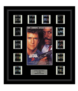 Lethal Weapon 2 (1989) - 12 Cell Display