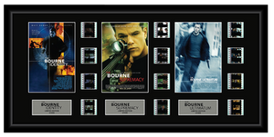 Bourne Trilogy - Trio 12 Cell Display