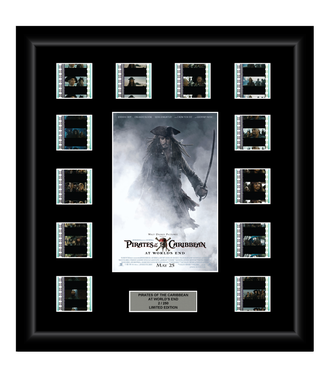 Pirates of the Caribbean - At Worlds End (2007) - 12 Cell Display - ONLY 1 AT THIS PRICE