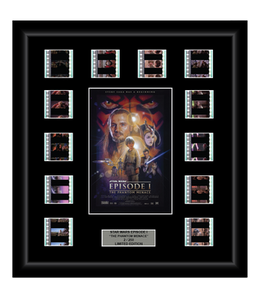 Star Wars Episode I: Phantom Menace (1999) - 12 Cell Display