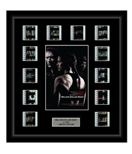 Million Dollar Baby (2004) - 12 Cell Display