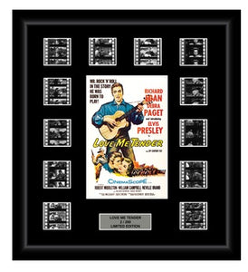 Love Me Tender (Elvis) - 12 Cell Classic Display - ONLY 1 AT THIS PRICE