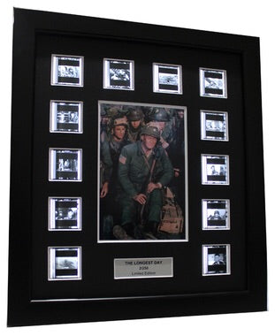 Longest Day, The (1962) - 12 Cell Classic Display - ONLY 1 AT THIS PRICE