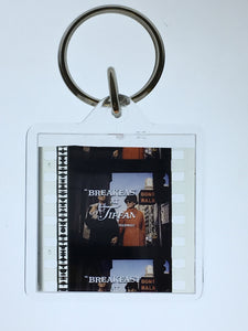 Breakfast At Tiffany's Keyring