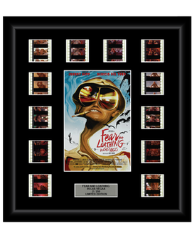 Fear and Loathing in Las Vegas (1998) - 12 Cell Display