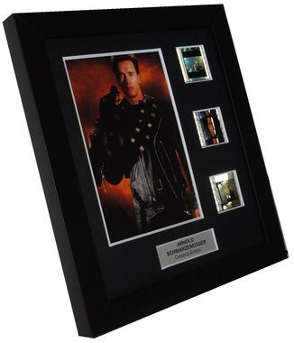 Arnold Schwarzenegger (Terminator) - 3 Cell Display