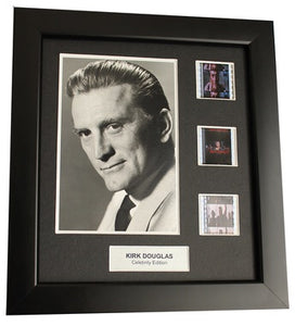 Kirk Douglas (Style 2) - 3 Cell Display - ONLY 1 AT THIS PRICE!