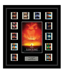 Lion King, The (1994) - 12 Cell Film Display