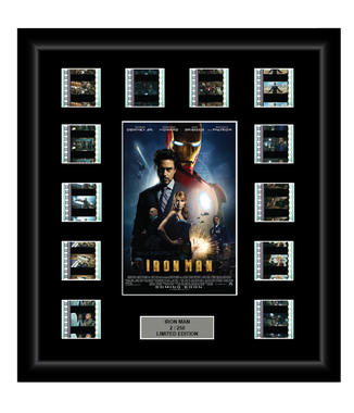 Iron Man - 12 Cell Display - ONLY 1 AT THIS PRICE