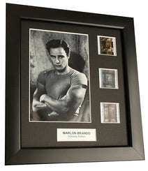 Marlon Brando (Style 2) - 3 Cell Display - ONLY 1 AT THIS PRICE!
