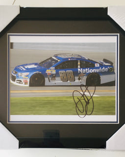 Dale Earnhardt Jr (Nascar Legend)  - NASCAR (FRAMED)