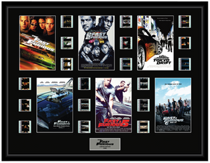 Fast and the Furious - 18 Cell Display (6 of the Best)