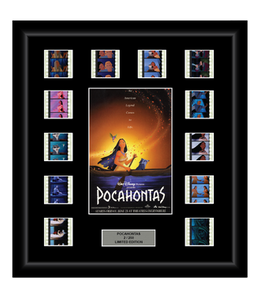 Pocahontas (1995) - 12 Cell Display