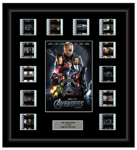 Avengers, The (2012) - 12 Cell Display