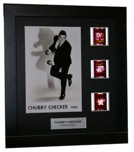 Chubby Checker - 3 Cell Display - ONLY 1 AT THIS PRICE!