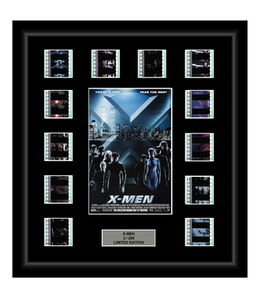 X Men (2000) - 12 Cell Display