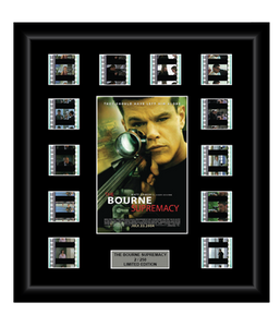 Bourne Supremacy (2004) - 12 Cell Display